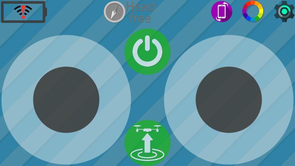Управляй со смартфона через Wi-Fi: скачай Nanopix Pilot