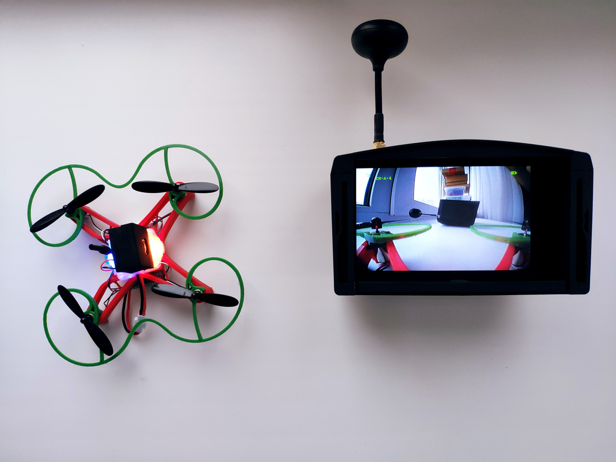 FPV supported