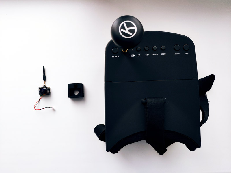 Заказать полностью готовую и протестированную с Nanopix FPV систему можно в нашем магазине