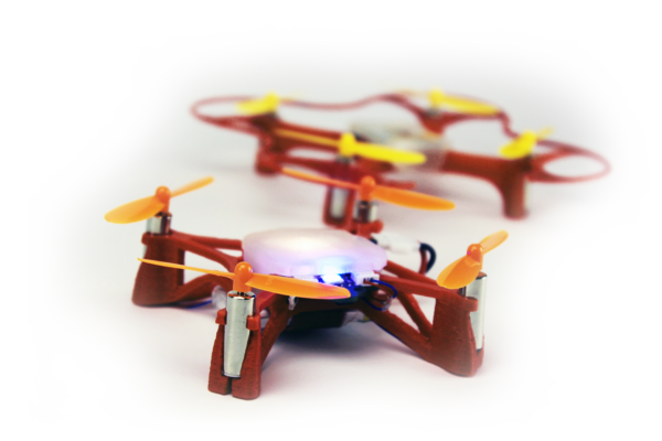 Programmable <br> mini-drone DIY kit