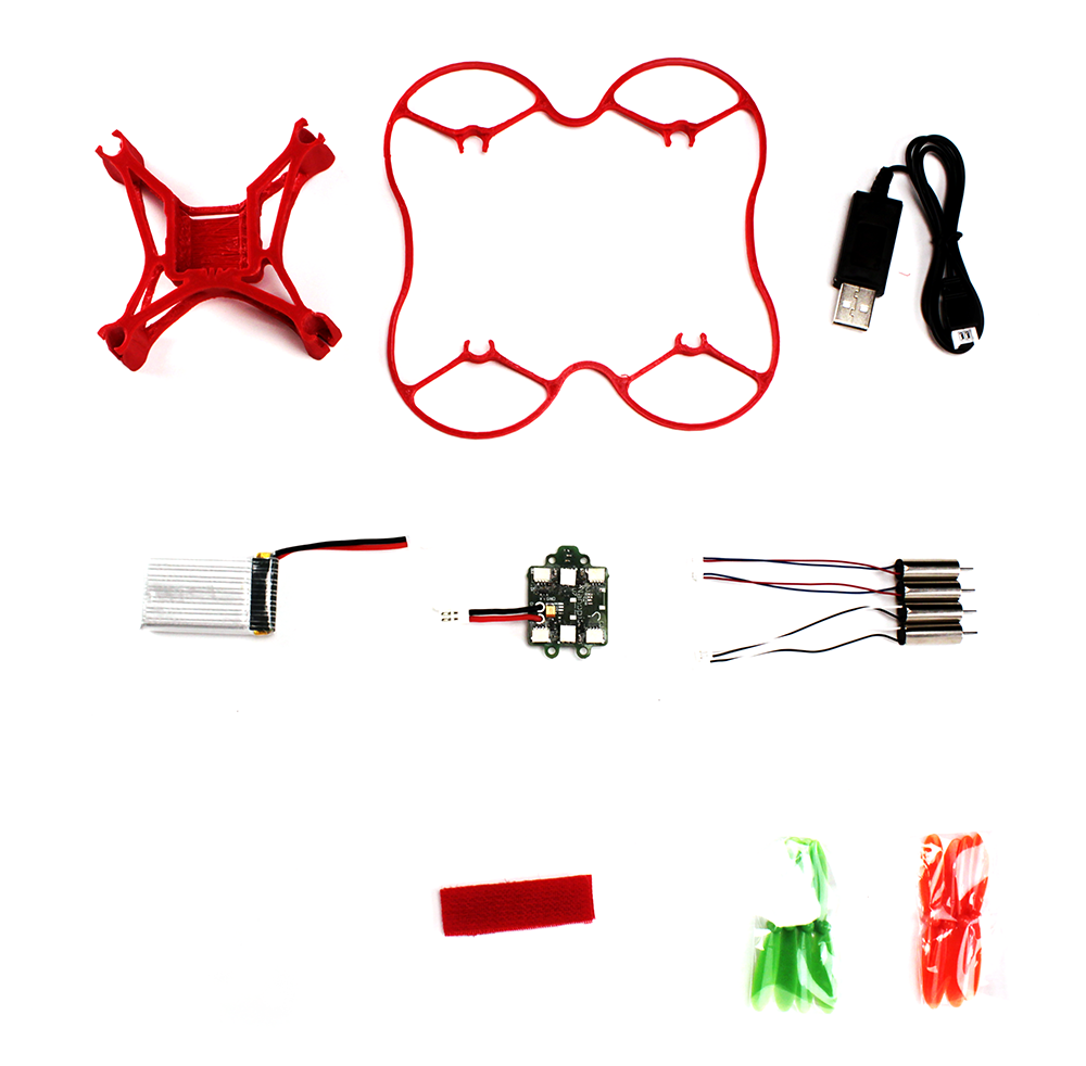 A drone you build all by yourself!