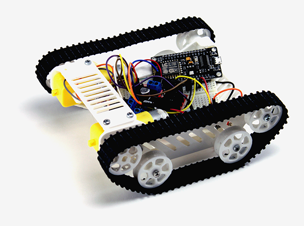 "Robotic DIY Kit ""Tank"""