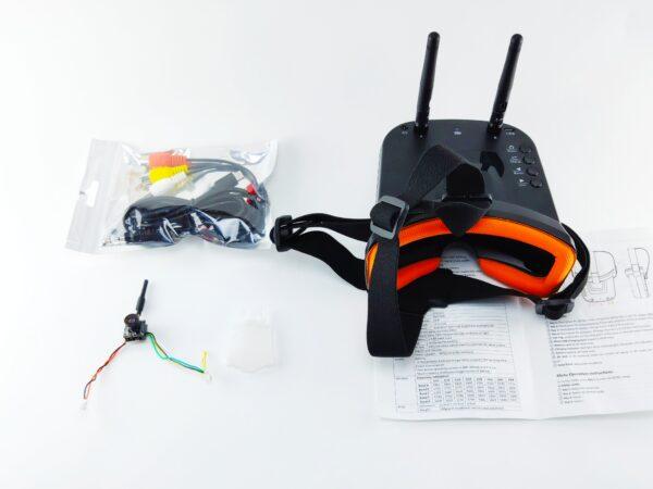 FPV набор для Nanopix, квадрокоптер, Arduino